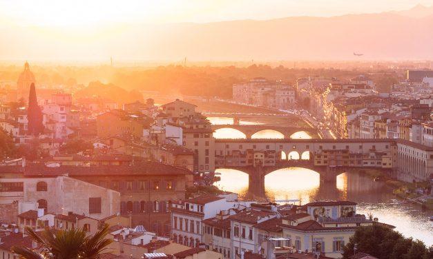 Florencia, una de las capitales del arte