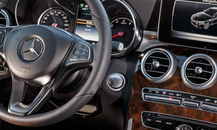 Mercedes Benz C350e. Elegantemente híbrido